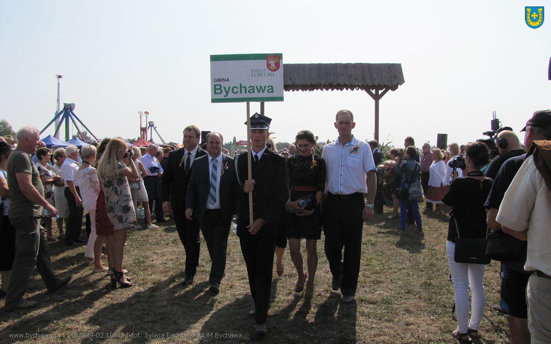 Dożynki Wojewódzkie – Radawiec 2018 – zdjęcia