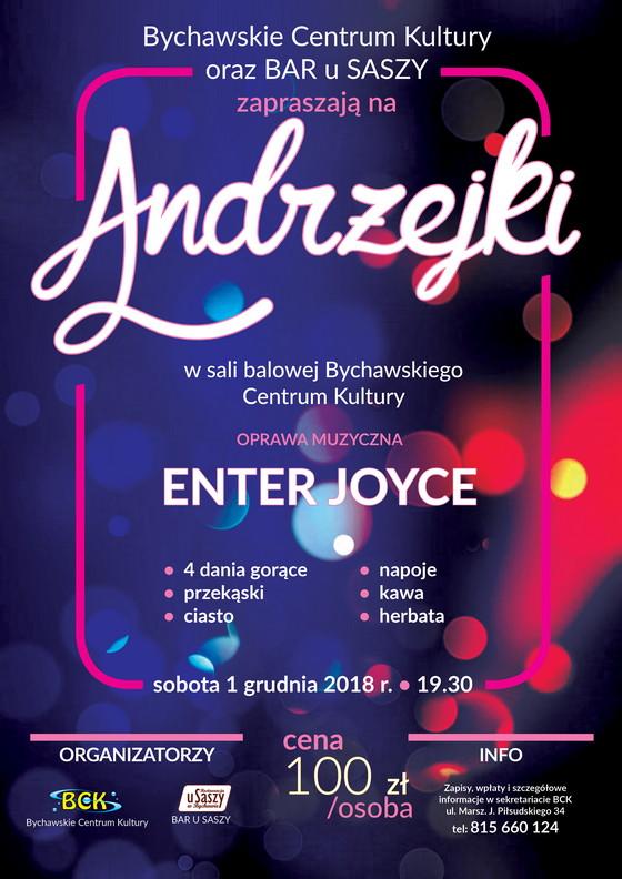 Andrzejki 2018 w Bychawie