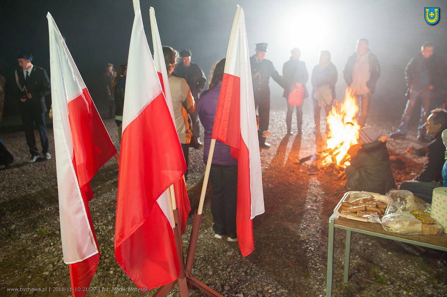 100-lecie niepodległości w Kosarzewie Dolnym-Kolonii
