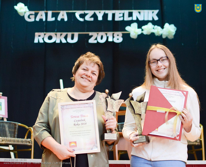 Miejska Biblioteka Publiczna w Bychawie zaprasza na Galę Czytelnik Roku 2018