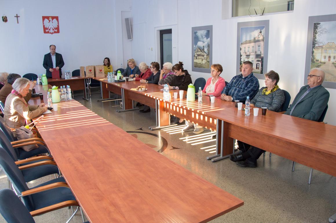Seniorze przyjdź i zdecyduj o przyszłości Gminnej Rady Seniorów