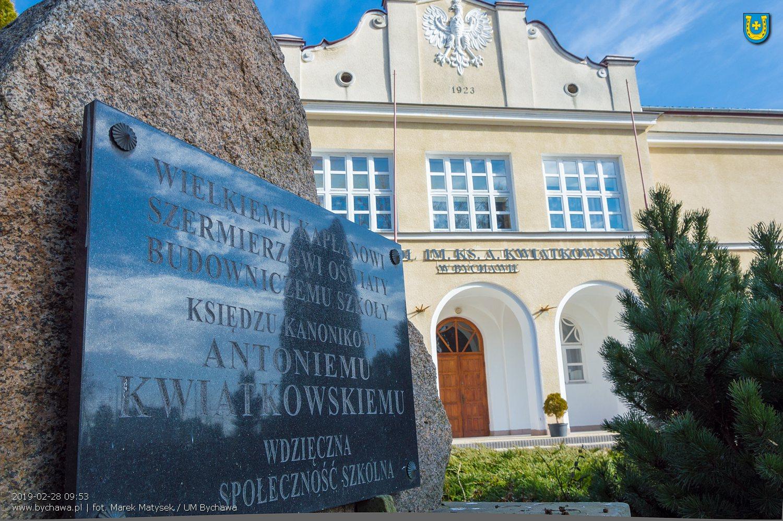 ZESPÓŁ SZKÓŁ im. ks. Antoniego Kwiatkowskiego w Bychawie