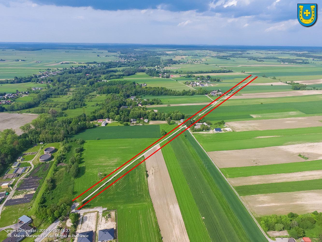Mieszkańcy Wincentówka będą mieli nową, asfaltową,  ponad kilometrową drogę