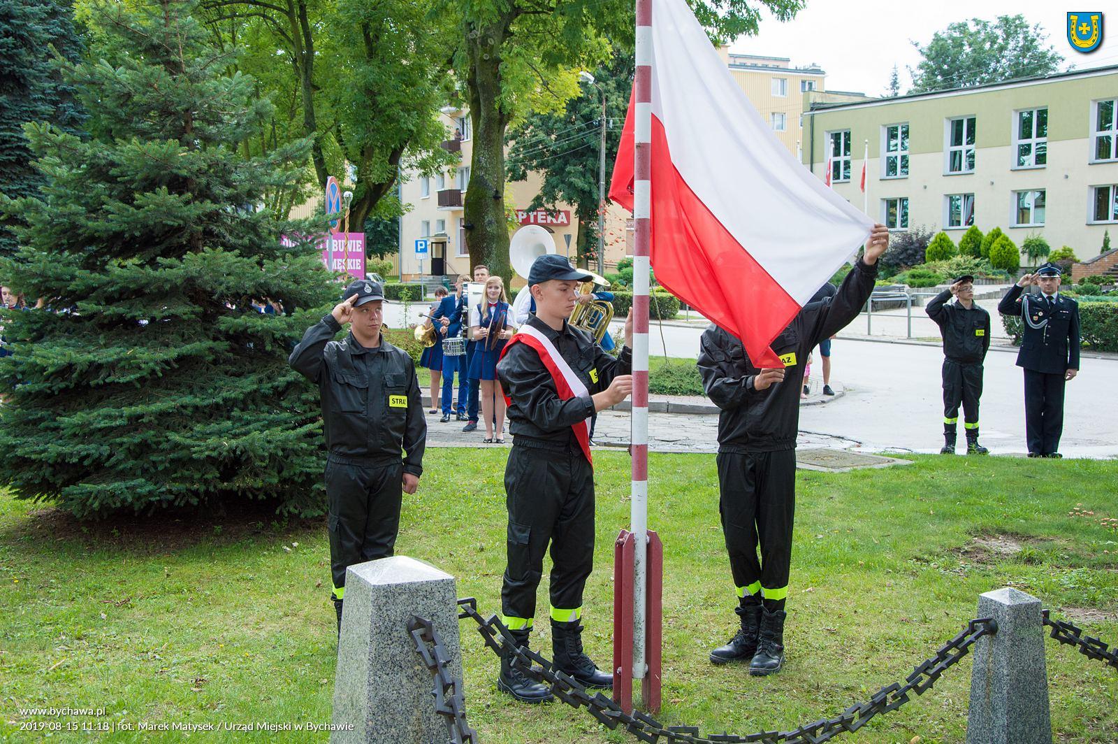 Święto Wojska Polskiego w Bychawie – zdjęcia
