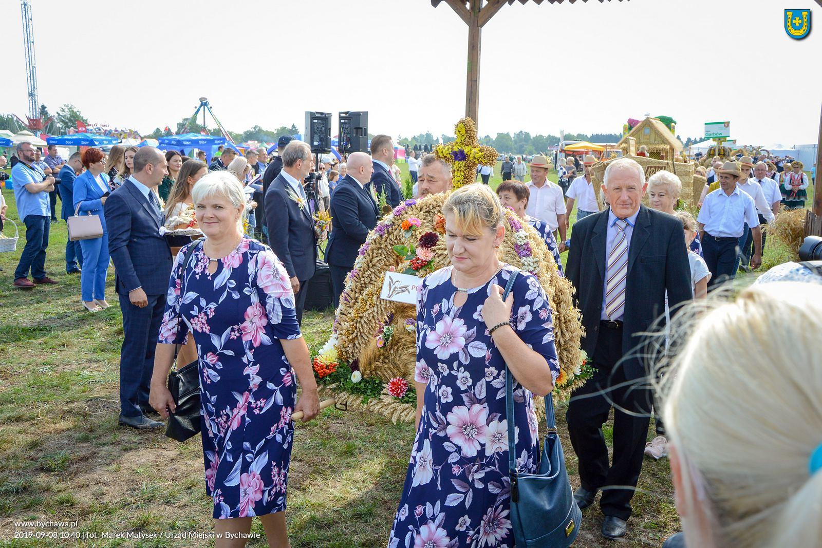 Dożynki Wojewódzkie 2019 w Radawcu – zdjęcia