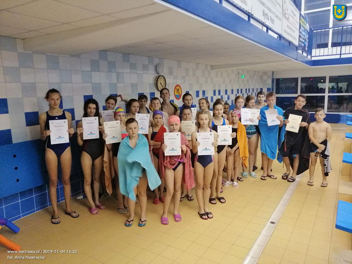 Gminne Igrzyska Dzieci i Młodzieży w pływaniu