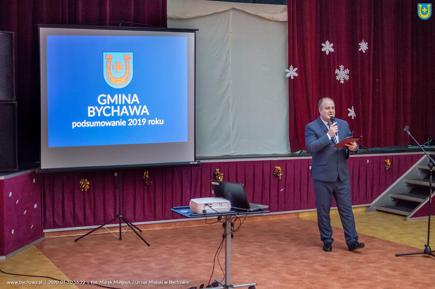 Inwestycje i wydarzenia 2019 roku w Gminie Bychawa – podsumowanie