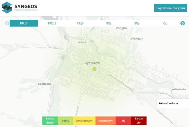 Jakość powietrza w naszej gminie będzie profesjonalnie mierzona!