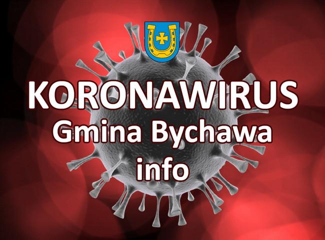 Apel o zdalne kontakty z UM Bychawa, OPS w Bychawie oraz BPK w Bychawie