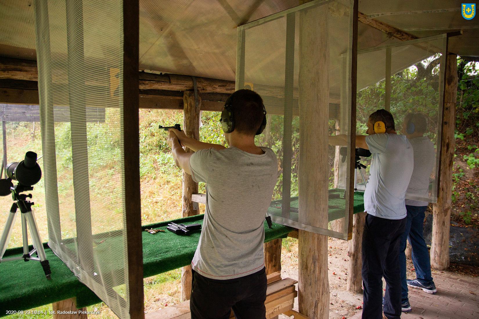 Zawody Strzeleckie o Puchar Burmistrza Bychawy