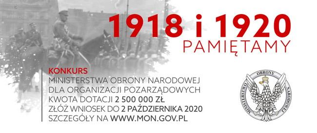 Konkurs Ministerstwa Obrony Narodowej dla organizacji pozarządowych do 2 października 2020