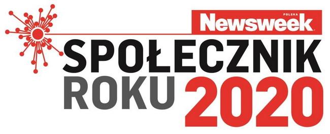 """Zgłoś """"Społecznika Roku 2020"""""""