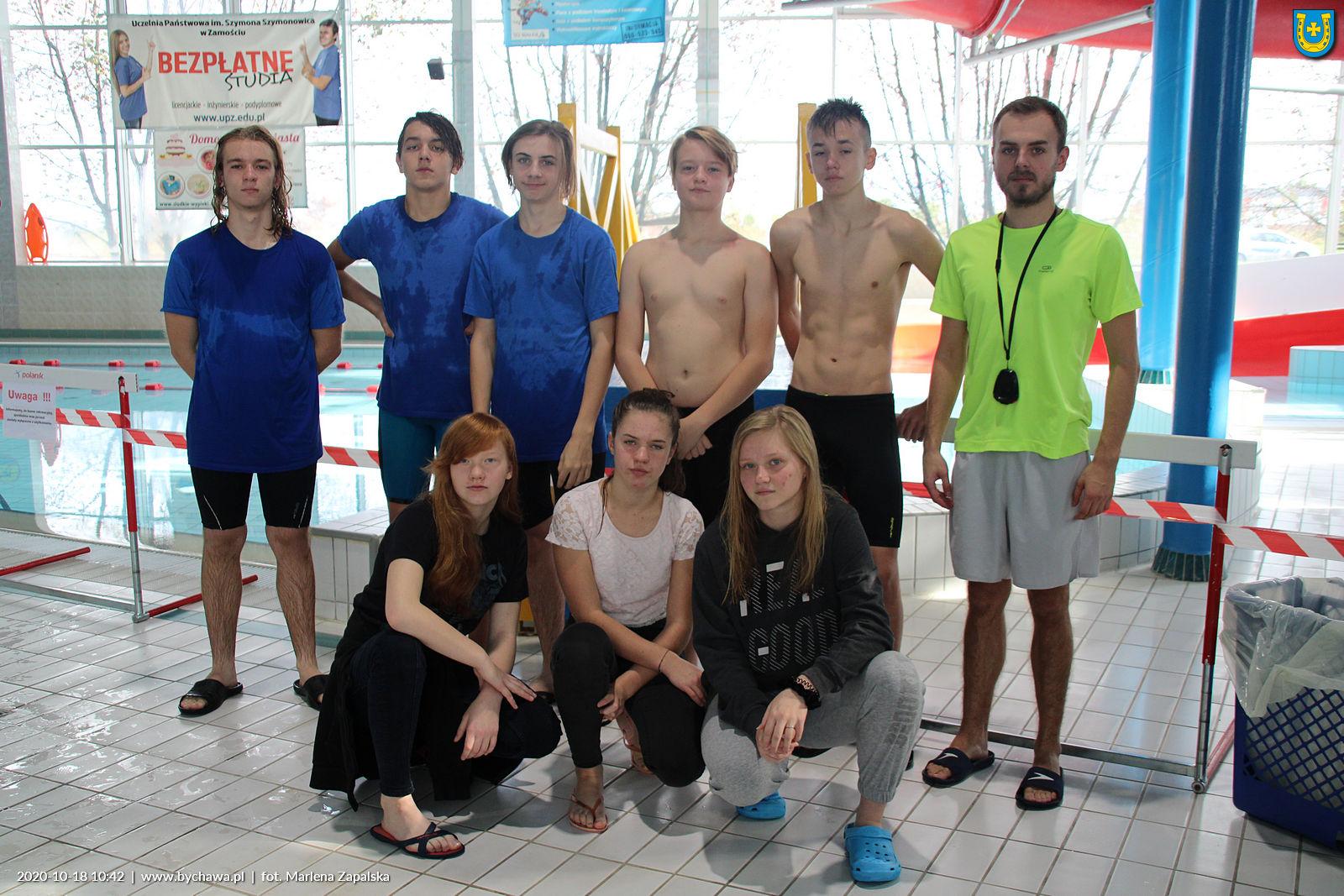 Zawodnicy UKP Bychawa na podium podczas IV rundy Ligi Wojewódzkiej Open!