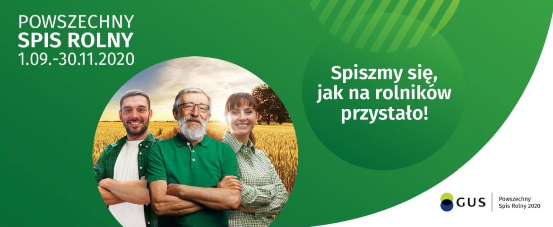 Trwa Powszechny Spis Rolny 2020