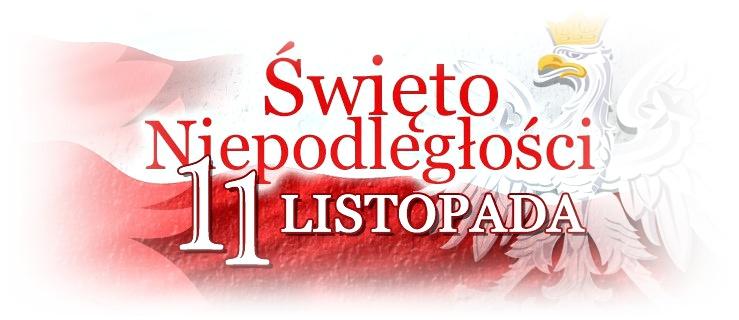 Narodowe Święto Niepodległości w bieli i czerwieni