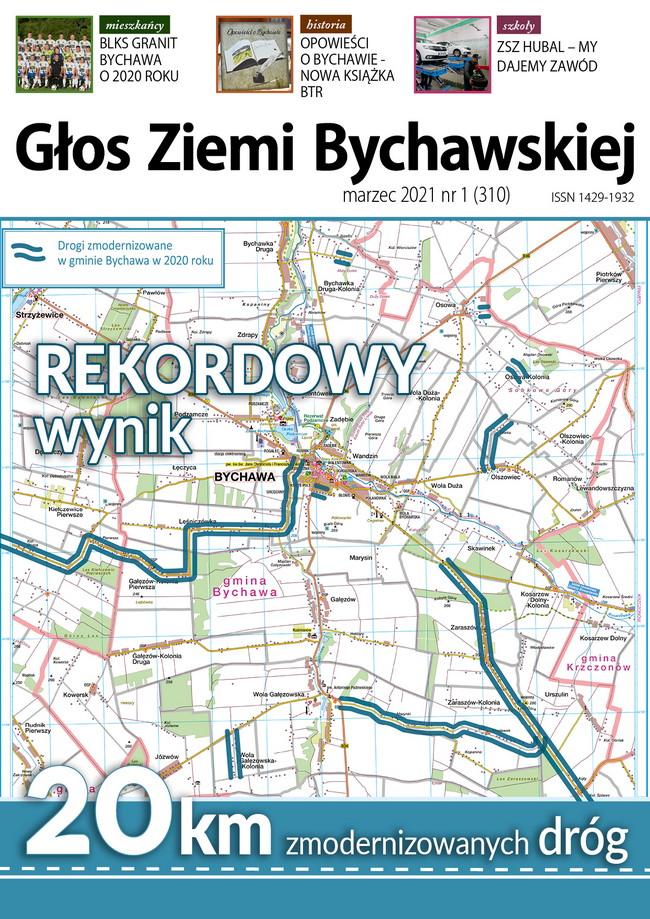 Głos Ziemi Bychawskiej nr 310 (1/2021) – marzec