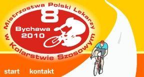 Mistrzostwa Polski Lekarzy w Kolarstwie Szosowym – Bychawa 2010
