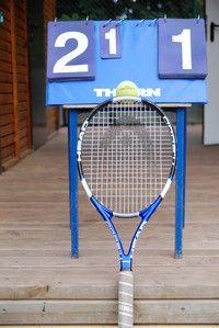 Turniej tenisa fot. Ryszard Grudzień