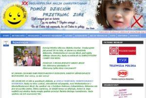 """Trwa akcja """"Pomóż dzieciom przetrwać zimę"""""""