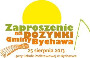 Program Dożynek Gminnych w Bychawce