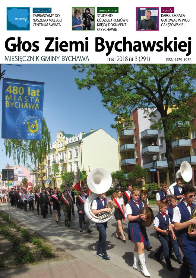 Głos Ziemi Bychawskiej - gazeta