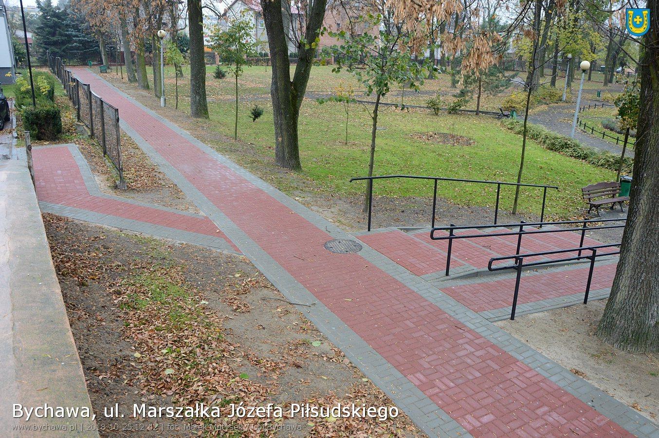 W gminie Bychawa powstają kolejne odcinki chodników – by piesi i kierowcy czuli się bezpiecznie!