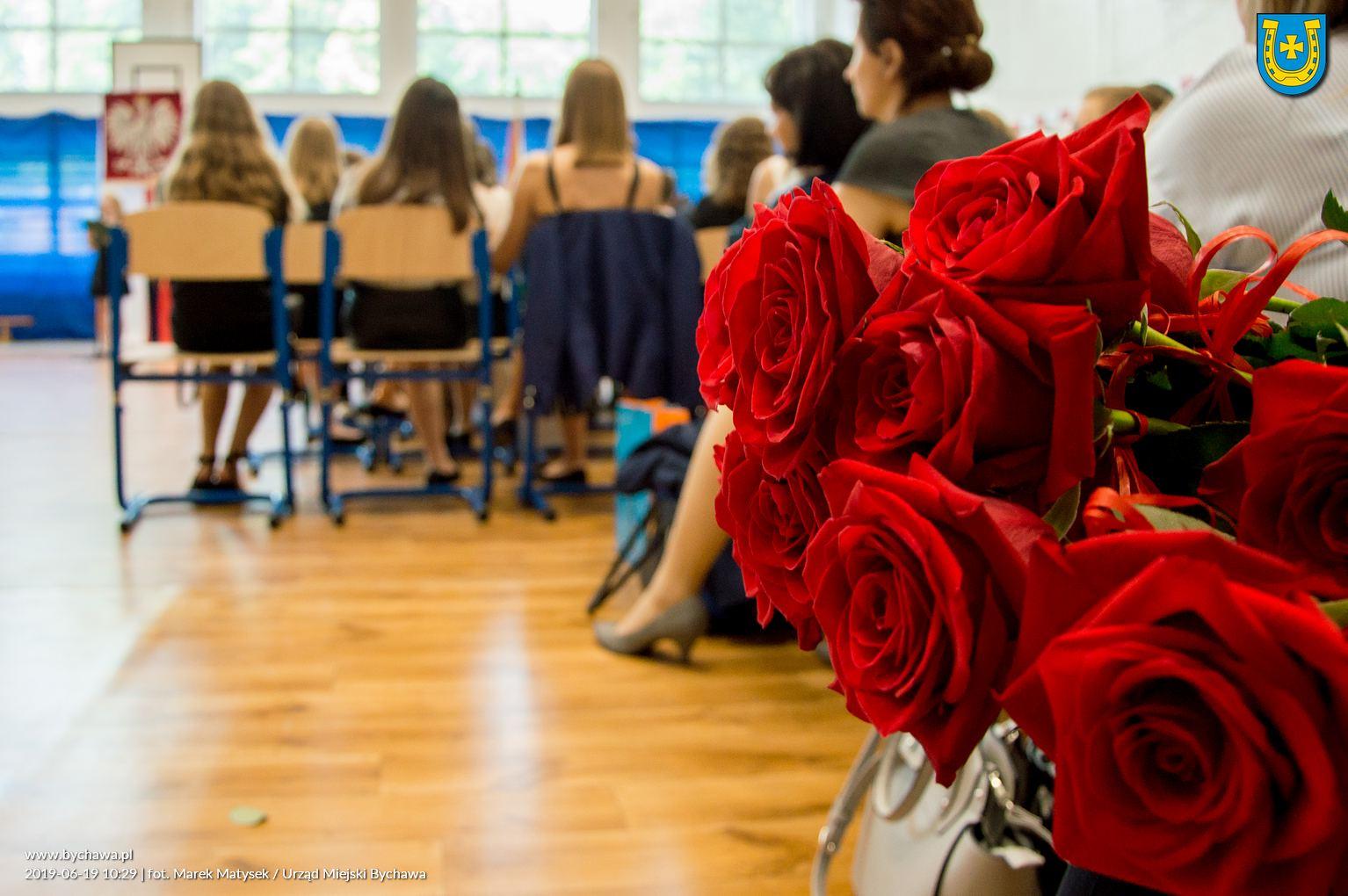 Zakończenie roku szkolnego 2018/2019 w Szkole Podstawowej w Bychawie