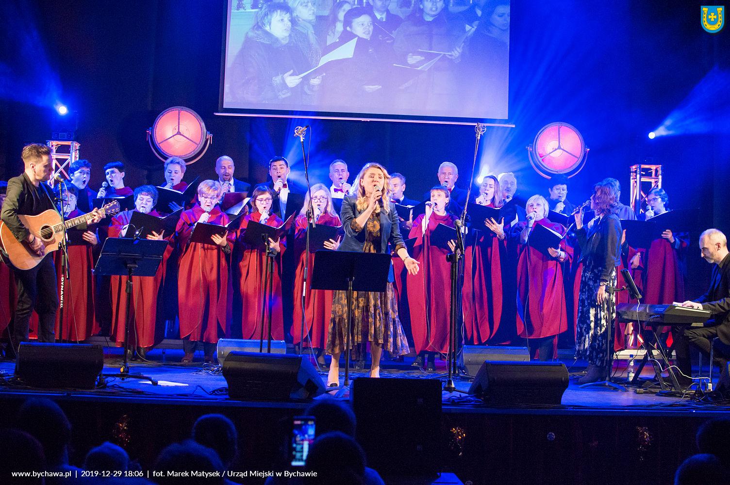 15 lat Chóru Simul Cantare w Bychawskim Centrum Kultury – uroczysta gala