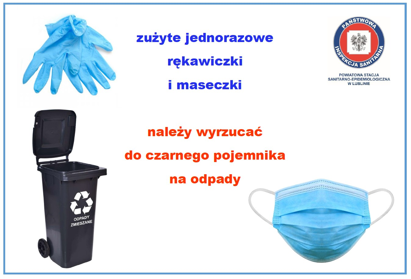 Sugestie Ministerstwa Zdrowia