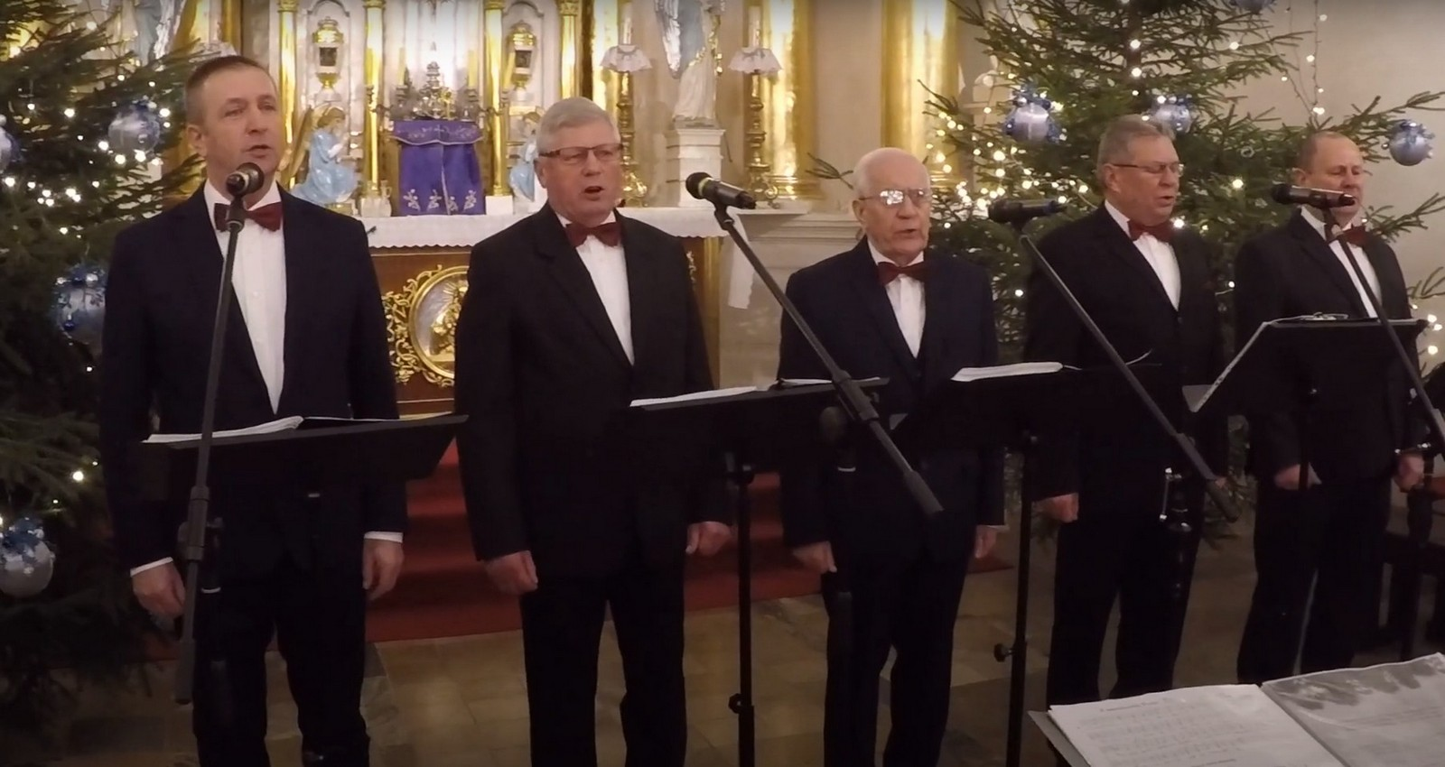 """Koncert kolęd – Męski Zespół Wokalny """"Podkowiaki"""""""
