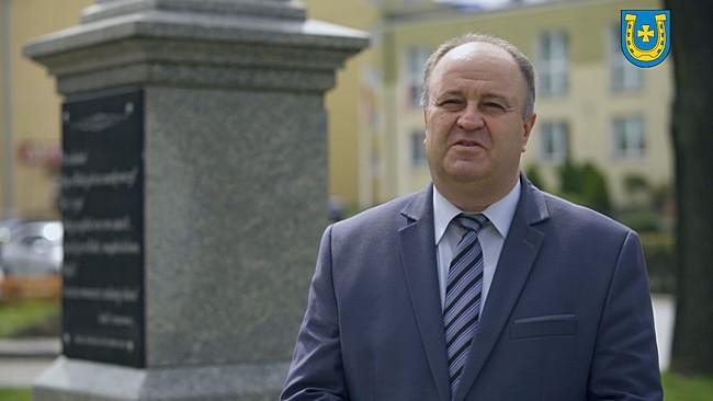 Burmistrz Bychawy o Konstytucji 3 Maja – video