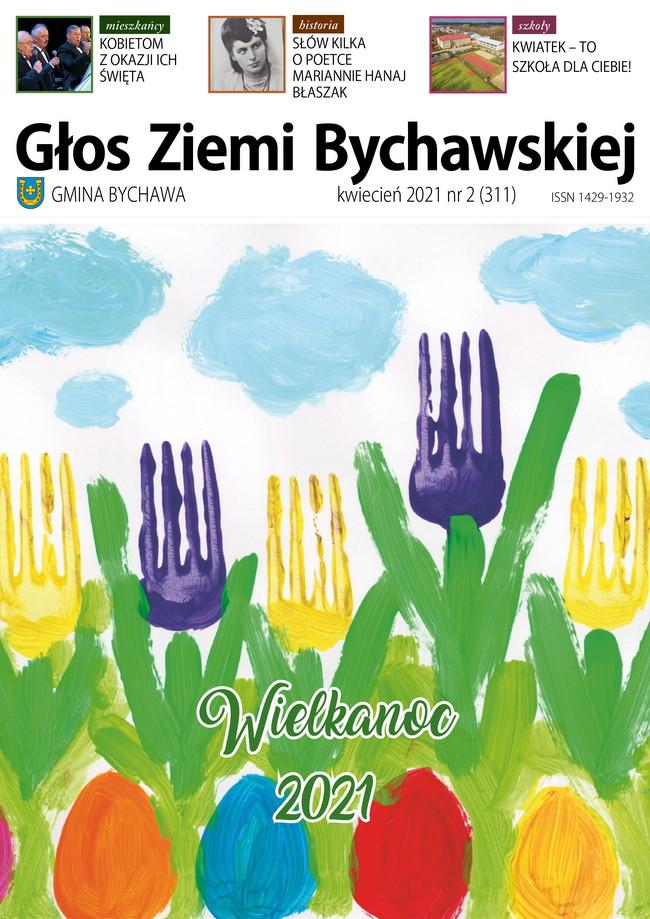 Głos Ziemi Bychawskiej nr 311 (2/2021) – kwiecień