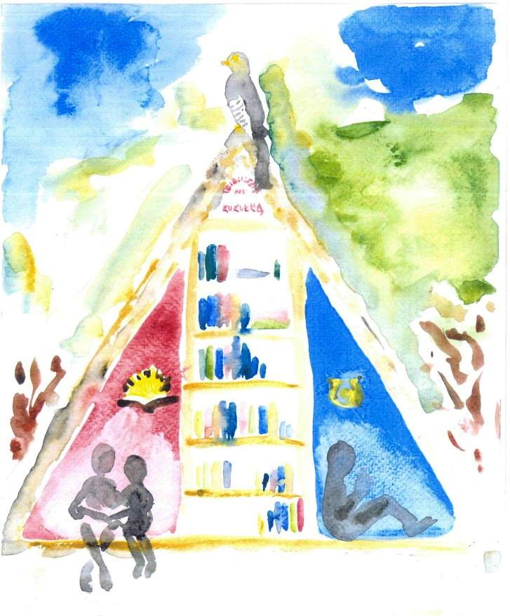 Wiemy jak będzie wyglądała biblioteczka plenerowa w Bychawie