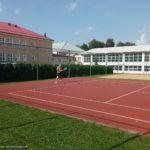 tenis ziemny turniej o puchar burmistrza bychawy
