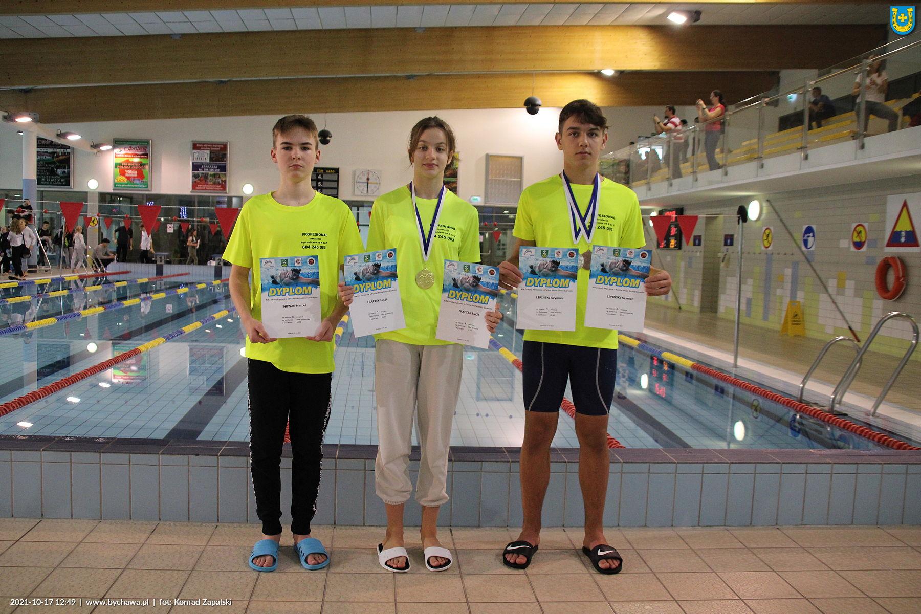 UKP Bychawa z medalami rozpoczyna sezon!